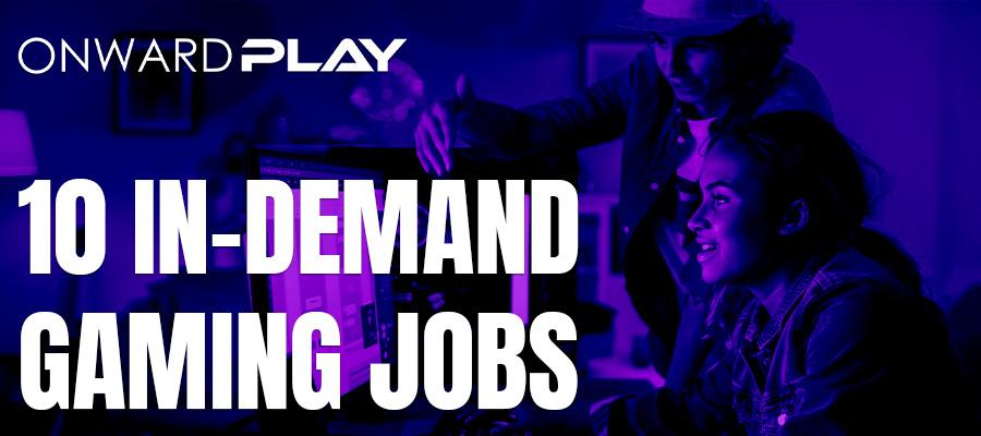10 in Demand Jobs Banner